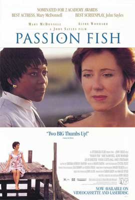 Passion Fish - 11 x 17 Movie Poster - Style A