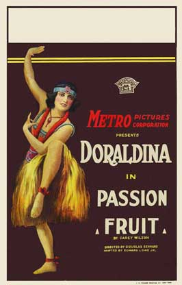 Passion Fruit - 11 x 17 Movie Poster - Style A