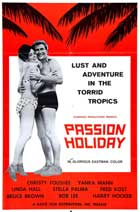 Passion Holiday - 11 x 17 Movie Poster - Style A