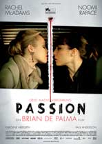 Passion - 11 x 17 Movie Poster - German Style A