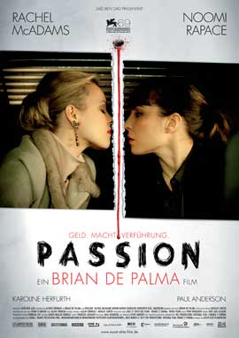 Passion - 27 x 40 Movie Poster - German Style A