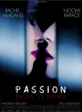 Passion - 11 x 17 Movie Poster - French Style A
