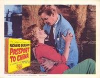 Passport to China - 11 x 14 Movie Poster - Style B
