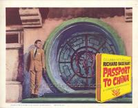 Passport to China - 11 x 14 Movie Poster - Style D
