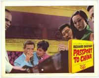 Passport to China - 11 x 14 Movie Poster - Style E