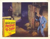 Passport to China - 11 x 14 Movie Poster - Style F