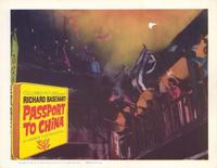 Passport to China - 11 x 14 Movie Poster - Style H