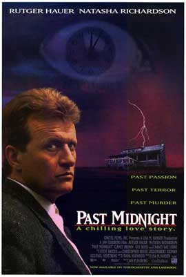 Past Midnight - 11 x 17 Movie Poster - Style A