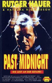Past Midnight - 27 x 40 Movie Poster - Style B