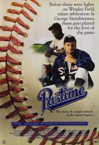 Pastime - 11 x 17 Movie Poster - Style B