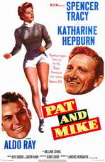 Pat and Mike - 11 x 17 Movie Poster - Style A