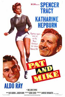 Pat and Mike - 27 x 40 Movie Poster - Style A