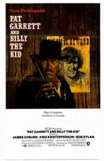 Pat Garrett & Billy the Kid - 11 x 17 Movie Poster - Style A