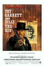 Pat Garrett & Billy the Kid - 11 x 17 Movie Poster - Style C