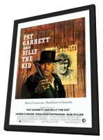 Pat Garrett & Billy the Kid - 11 x 17 Movie Poster - Style C - in Deluxe Wood Frame