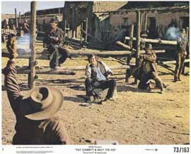 Pat Garrett & Billy the Kid - 11 x 14 Movie Poster - Style B