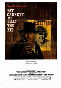 Pat Garrett & Billy the Kid - 43 x 62 Movie Poster - Bus Shelter Style A