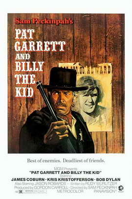 Pat Garrett & Billy the Kid - 27 x 40 Movie Poster - Style C