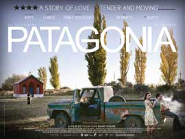 Patagonia - 11 x 17 Movie Poster - UK Style A