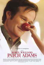 Patch Adams - 11 x 17 Movie Poster - Style A