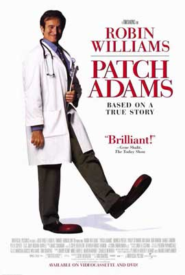 Patch Adams - 11 x 17 Movie Poster - Style C