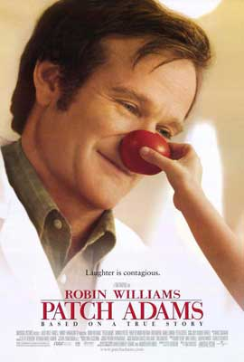 Patch Adams - 27 x 40 Movie Poster - Style A