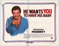 Paternity - 43 x 62 Movie Poster - Bus Shelter Style A