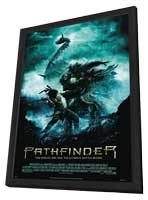 Pathfinder - 27 x 40 Movie Poster - Style B - in Deluxe Wood Frame