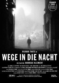 Paths in the Night - 27 x 40 Movie Poster - German Style A