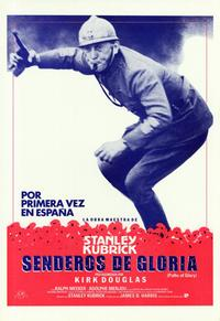 Paths of Glory - 11 x 17 Movie Poster - Spanish Style A