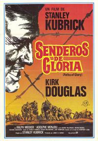 Paths of Glory - 39 x 55 Movie Poster - Italian Style A