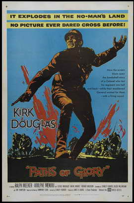 Paths of Glory - 11 x 17 Movie Poster - Style A