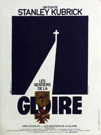 Paths of Glory - 11 x 17 Movie Poster - French Style A
