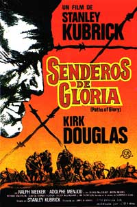 Paths of Glory - 27 x 40 Movie Poster - Spanish Style A
