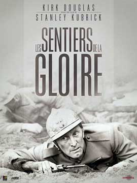 Paths of Glory - 11 x 17 Movie Poster - French Style B
