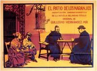 Patio de los Naranjos, El - 11 x 17 Movie Poster - Spanish Style A