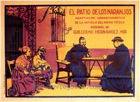 Patio de los Naranjos, El - 27 x 40 Movie Poster - Spanish Style A