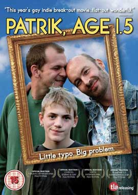 Patrik Age 1.5 - 11 x 17 Movie Poster - UK Style A