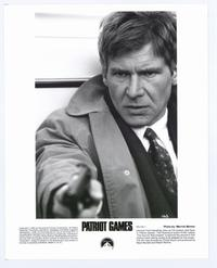 Patriot Games - 8 x 10 B&W Photo #1
