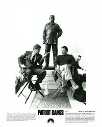 Patriot Games - 8 x 10 B&W Photo #4