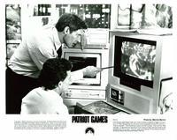 Patriot Games - 8 x 10 B&W Photo #6