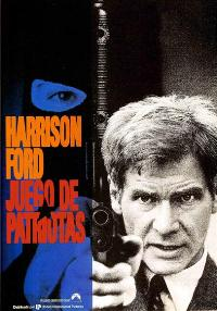 Patriot Games - 27 x 40 Movie Poster - Spanish Style A