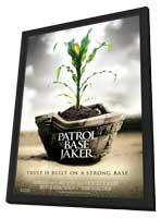 Patrol Base Jaker - 11 x 17 Movie Poster - Style A - in Deluxe Wood Frame