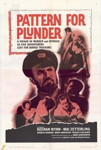 Pattern for Plunder - 11 x 17 Movie Poster - Style A