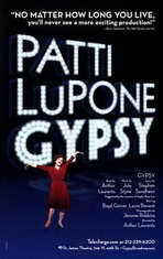 Patti Lupone Gypsy (Broadway)