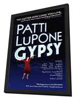 Patti Lupone Gypsy (Broadway) - 27 x 40 Poster - Style A - in Deluxe Wood Frame