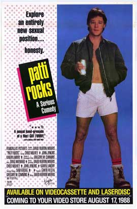 Patti Rocks - 11 x 17 Movie Poster - Style B