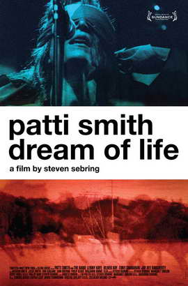 Patti Smith: Dream of Life - 27 x 40 Movie Poster - Style A