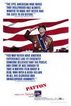 Patton - 27 x 40 Movie Poster