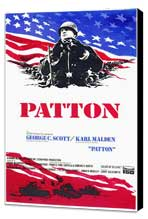 Patton - 11 x 17 Poster - Foreign - Style A - Museum Wrapped Canvas